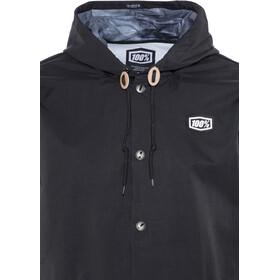 100% Deluge - Sweat à capuche Homme - noir